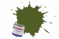 Humbrol Enamel Farbe, 1149 dunkelgrün matt