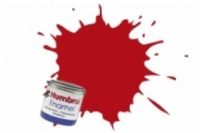 Humbrol Enamel Farbe, 1153 signalrot matt