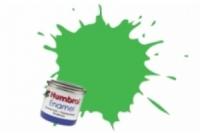 Humbrol Enamel Farbe, 1208 signalgrün glanz