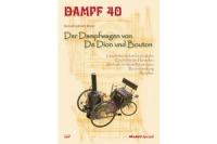 Bauplansatz Der Dampfwagen (optional mit Buch)