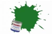 Humbrol Enamel Farbe, 1131 mittelgrün seidenglanz