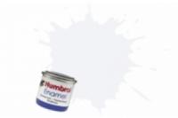 Humbrol Enamel Farbe, 1135 klarlack seidenglanz