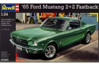 Revell Ford Mustang 2+2 Fastback 1965