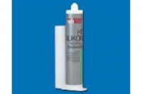 Krick WIKO HT Silikon transparent 180 °C 80 ml