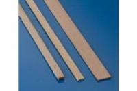 Ahorn Vierkantleiste 0,5 mm x 4 mm x 1000 mm