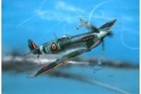Revell Spitfire Mk V b Masstab 1:72