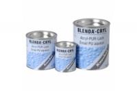 BLENDA-CRYL Acryl-PUR Lack RAL9005 tiefschwarz