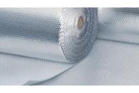 Luftpolsterfolie, 3-lagig, Aluminium beschichtet