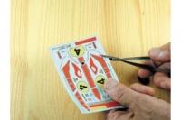 Krick Mini Schere mit Federmechanismus