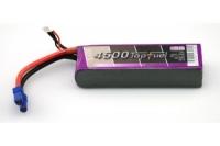TopFuel LiPo ECO-X 3S 4500mAh 20C mit EC-3 Stecker