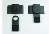 Multiplex Kabinenverriegelung Canopy Lock, 2 Paar