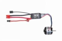 Graupner 7740.S Compact HDP 3515-1100 11,1V Motor