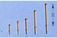 Aeronaut Relingstütze mit 1 Durchzug, 9mm hoch
