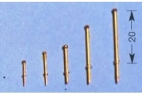 Aeronaut Relingstütze mit 1 Durchzug, 16mm hoch
