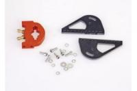 Graupner Motorträger für BL Motoren verstellbar