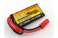 Black Magic LiPo Stick, 2s 350 mAh, 25C