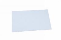 Aeronaut ABS Platte weiß 0,5mm