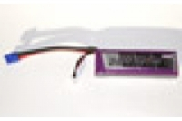 TopFuel LiPo ECO-X 3S 900mAh 25C mit EC-3 Stecker