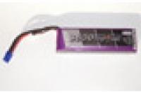 TopFuel LiPo ECO-X 2S 3800mAh 20C mit EC-3 Stecker