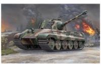 Revell TigerII Ausf.B (Henschel Turret) 1:35