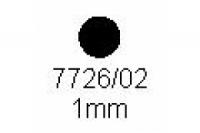 Rundstab 1.0mm Länge 1000mm