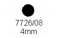 Rundstab 4.0mm Länge 1000mm