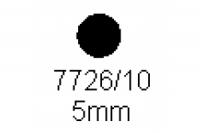 Rundstab 5.0mm Länge 1000mm