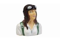 Multiplex Pilotenfigur ca. 1:6 Jeanette