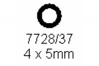 Rohr 3.0x4.0mm Länge 1000mm