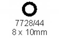 Rohr 8.0x10.0mm Länge 1000mm