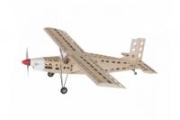 Pichler Pilatus PC-6 Porter / 1625mm Holzbaukasten