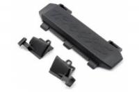 Traxxas Batteriedeckel links oder rechts und Lüftungsabschluss