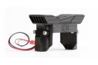 ESC Heat Sink Black with Cooling Fan for TRAXXAS TRX-4
