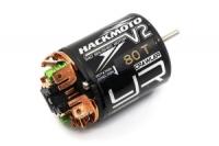 YEAH RACING Hackmoto V2 80T 540 Brushed Motor
