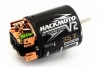 YEAH RACING Hackmoto V2 35T 540 Brushed Motor