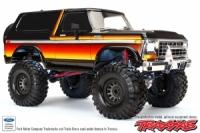 Traxxas Ford Bronco 1:10 RTR schwarz