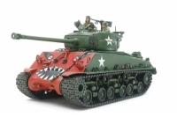 Tamiya Panzer MA4A3E8 Sherman