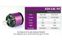 Hacker Brushless Motor A30-14L V4