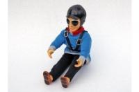 Pichler Pilotenpuppe BEN (blau)