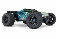 Traxxas Monster Truck E-Revo ARTR Grün
