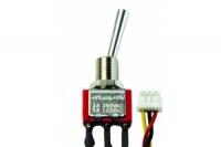 Multiplex Schalter EIN/AUS/EIN kurz
