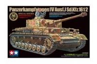 Tamiya Panzer 1/35 Kampfwagen IV Ausf. J Special Edition