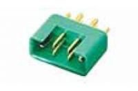 Multiplex MPX-Stecker M6-50, 3 Stück