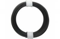 Donau Kupferschalt Litze schwarz 0.14mm2