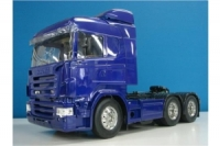 Tamiya Scania 3-Achser 6x4 BLAU