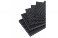Carbon Platte, 300 x 200 x 1 mm