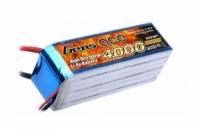 Gens ace LiPo 4000 6S 22.2V 25C EC-5