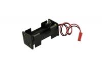 Batterie Box 4 x AA JST BEC