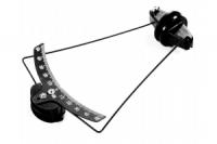 Simprop - Ruderausschlag Messgerät