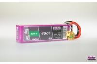 TopFuel LiPo 25C ECO-X 4S 4500mAh MTAG
